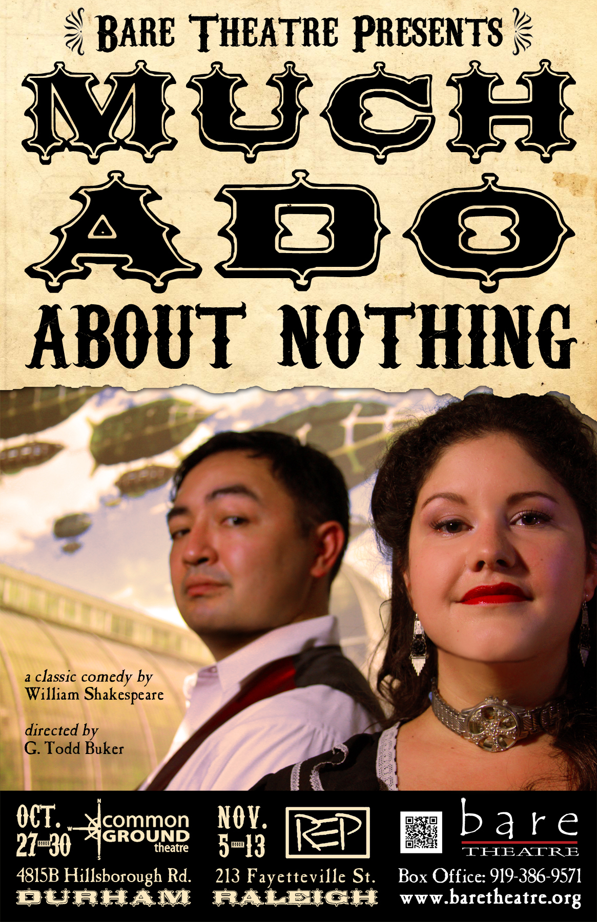 Much Ado Poster EDITED