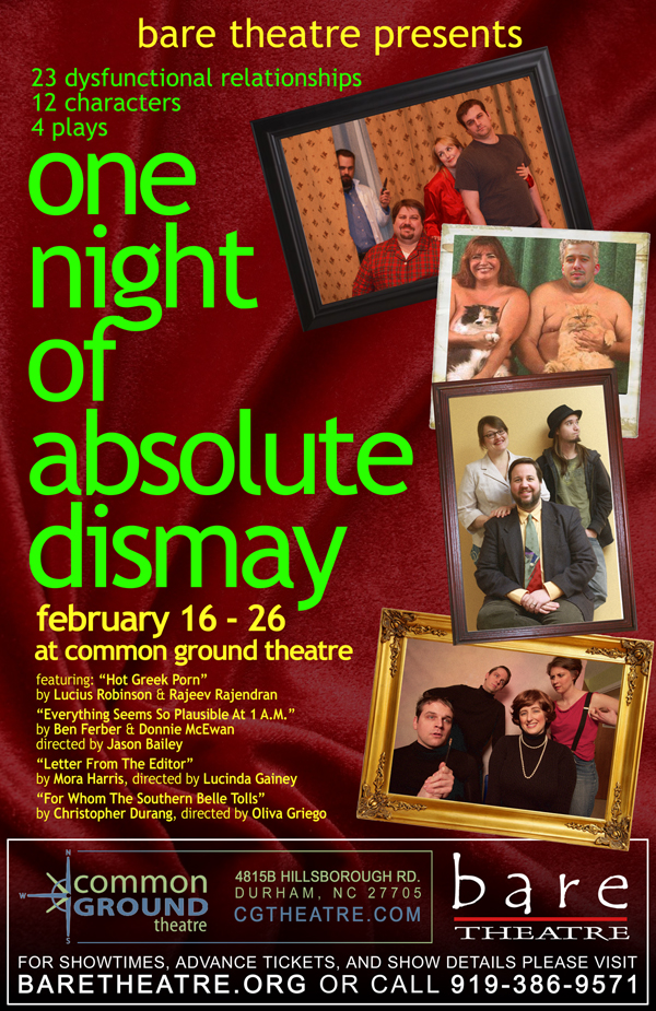 One Night of Absolute Dismay poster3 FINAL webx