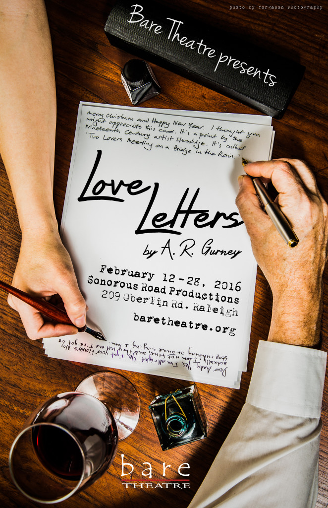 Love Letters  Bare Theatre