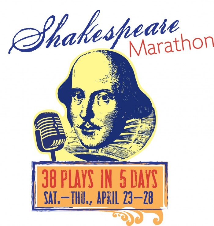 Shakespeare Marathon at the NC Museum of History